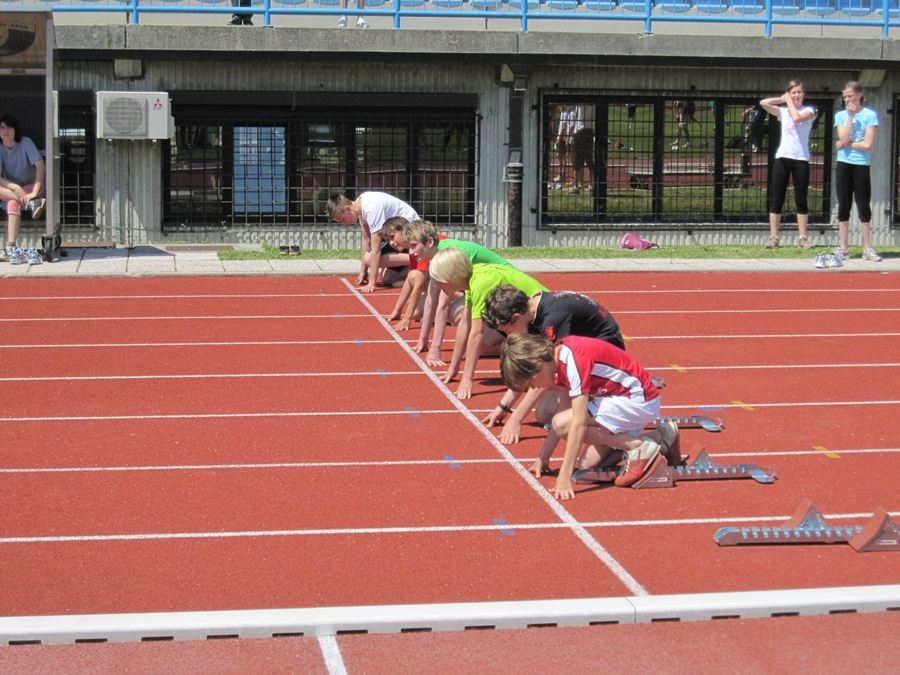 Področno prvenstvo v atletiki za posameznike