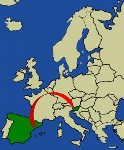 Katalonski učenci na obisku